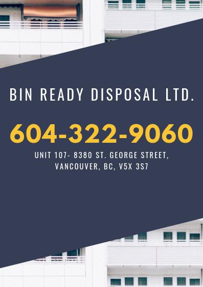 Contact Bin Ready