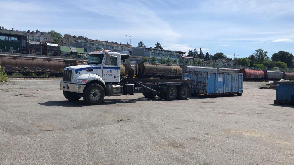 dumpster rental coquitlam